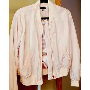 Kendall & Kylie blush jacket